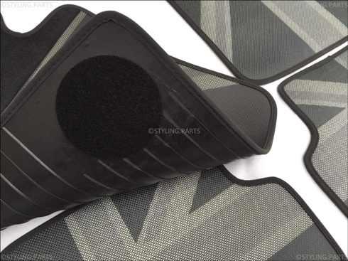 para mini one cooper s f56 felpudos alfombrillas de goma. Black Bedroom Furniture Sets. Home Design Ideas