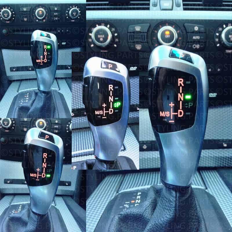 SCHALTKNAUF für BMW AUTOMATIK MIT BELEUCHTUNG: E83 X3 | eBay