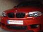 BMW Niere Carbon Look 1er E81 E82 E87 E88 AB FACELIFT 07