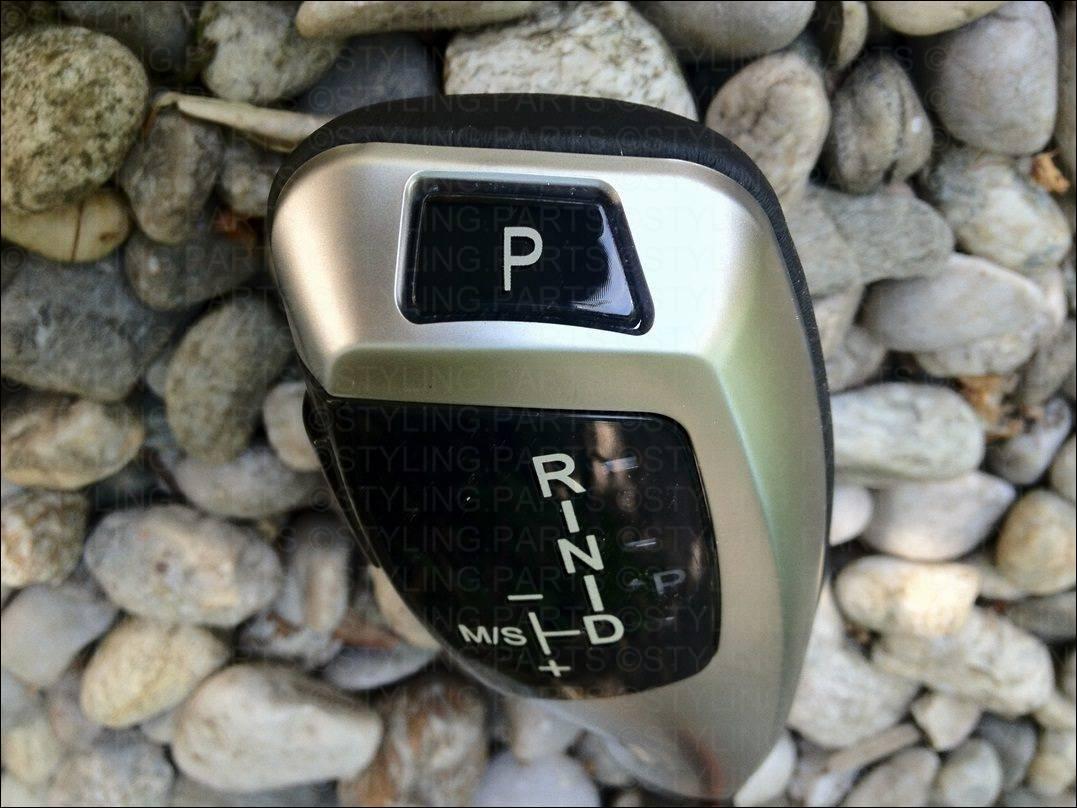 SCHALTKNAUF AUTOMATIK MIT BELEUCHTUNG passend für BMW E84 E81 E82 E88 E87