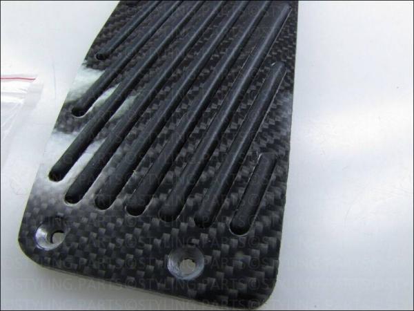 passend f r bmw pedalset alu automatik carbon. Black Bedroom Furniture Sets. Home Design Ideas