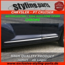 PT Cruiser Side Bumper Guard Chrome 01-06