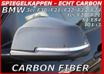 FIT on BMW Mirrow covers in Carbon Fiber1er F20/21 X1 E84 3er F30/F31/F32/F33/F34 I01 i3