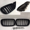 Fit for BMW Grille glossy Black X5 F15 X6 F16 Doublespoke