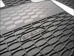 MINI COOPER RUBBER DOOR MAT F56