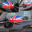 MINI F55 F56 Mirror Covers UNION JACK