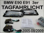BMW E90 E91 3er 03/2005 - 08/2008  DAYLIGHT DRL