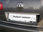 VW Golf Plus/Passat Variant / Touran Kofferraumleiste Chrom