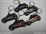 MINI ONE COOPER S D Key Ring with LED
