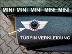 Passend für MINI Türpin innen Union Jack colored R55 R56 R57 R58 R59